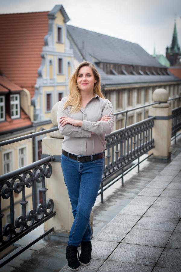 Fotografia wizerunkowa - Wrocław dolnośląskie