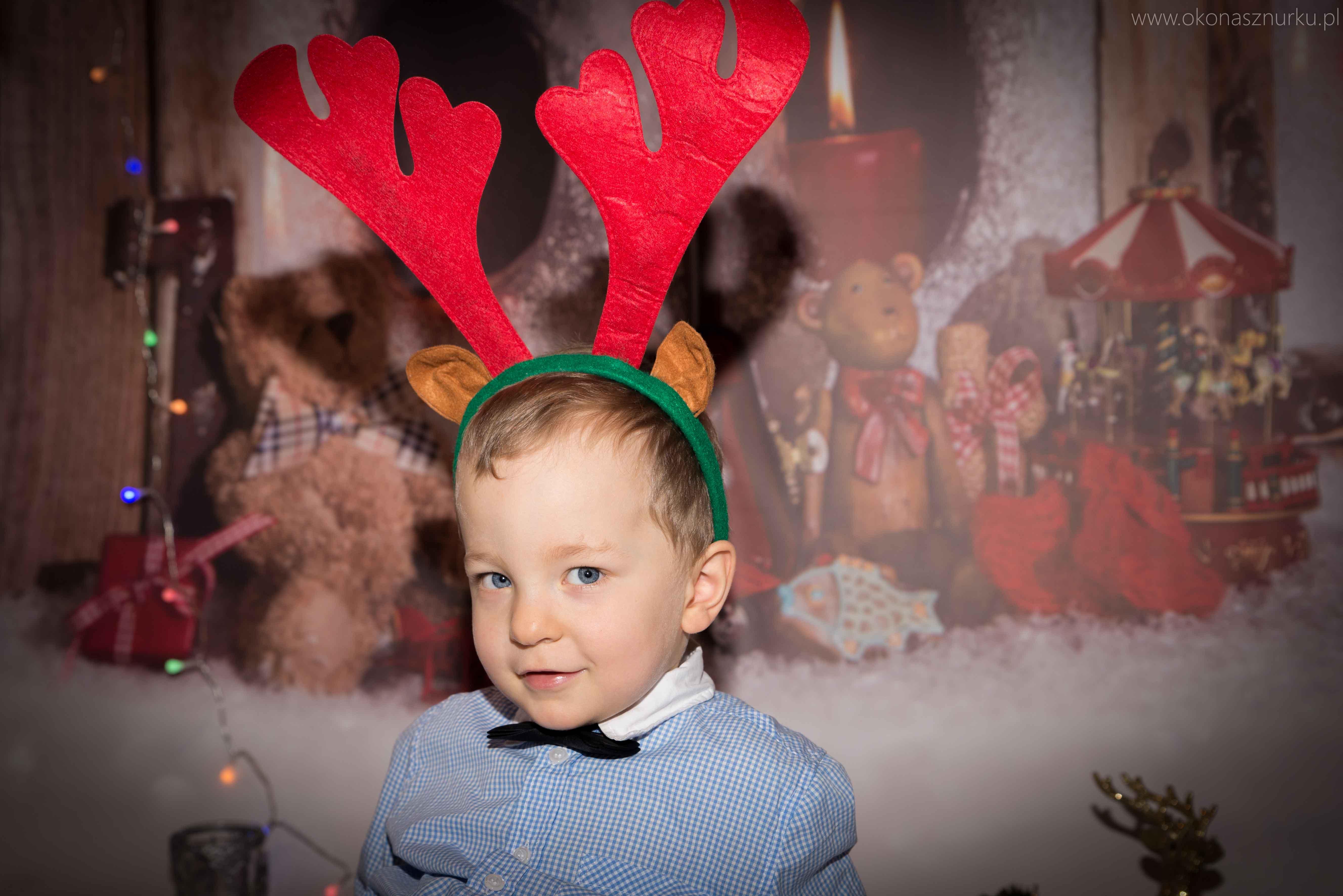 sesja świąteczna fotograficzna dziecka rodziny (2)